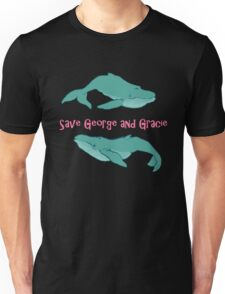 Star Trek: Save George and Gracie Unisex T-Shirt
