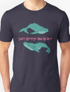 Star Trek: Save George and Gracie T-Shirt