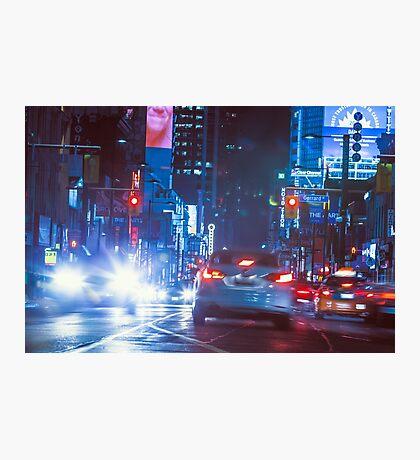 Yonge & Gerrard - Toronto Photographic Print
