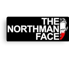 The Northman Face Canvas Print