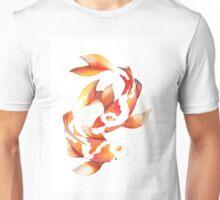Watercolour Koi Fish Unisex T-Shirt