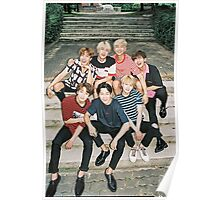 Cute BTS poster Poster