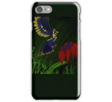 The Elder Bird iPhone Case/Skin