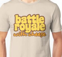 Battle Royale with Cheese Podcast Unisex T-Shirt