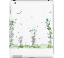 Birds and Bees, Summer Breeze iPad Case/Skin