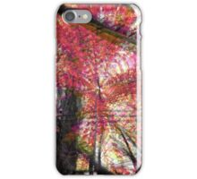 Psychedelic Forest II iPhone Case/Skin