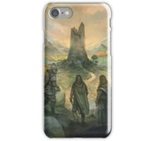 Beyond the Wall - Further Afield iPhone Case/Skin