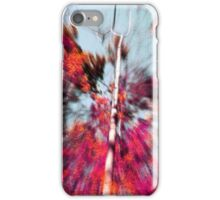 Psychedelic Forest III iPhone Case/Skin