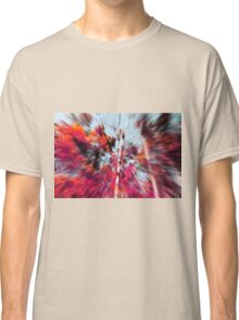 Psychedelic Forest III Classic T-Shirt