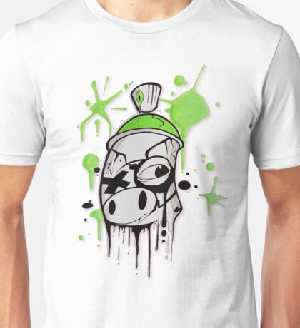 Oink! Drippy Can Unisex T-Shirt