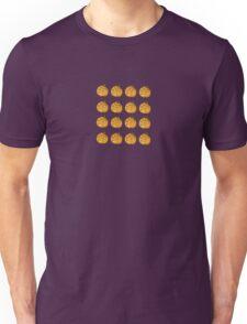 Jack-O-Lantern Purple Unisex T-Shirt