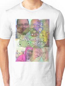 Collection of the Dankest Memes #2 Unisex T-Shirt