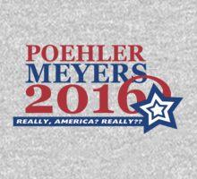 Poehler/Meyers 2016 Kids Clothes