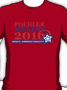 Poehler/Meyers 2016 T-Shirt