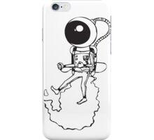 Cerebral astronaut iPhone Case/Skin