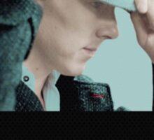 Hat-man, Sherlock Holmes Sticker