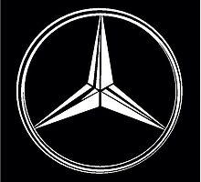 Mercedes Logo by WyattB