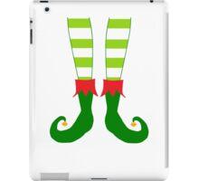 Christmas Elf Feet iPad Case/Skin