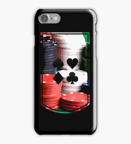Poker iPhone Case/Skin