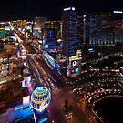 Las Vegas Boulevard by Radek Hofman