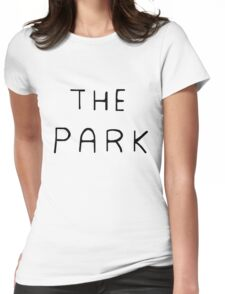 The Park Womens Fitted T-Shirt