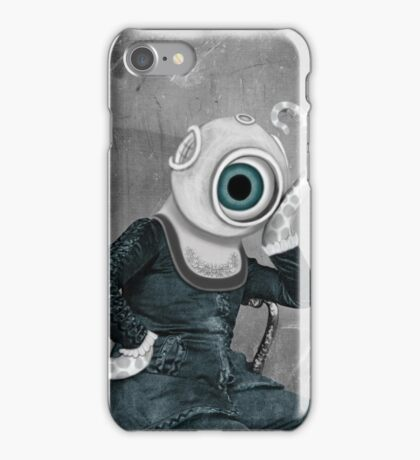 The Diver iPhone Case/Skin
