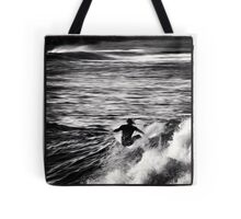 Speed Surfer Tote Bag