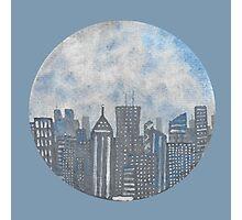 CitySphere Photographic Print