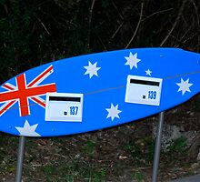 Surfin' Mail Aussie Style by Penny Smith