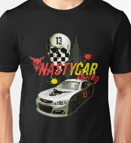 Nastycar Racing Team Unisex T-Shirt