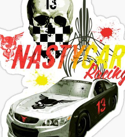 Nastycar Racing Team Sticker