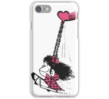 Freedon Heart iPhone Case/Skin