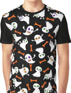 Ghost Party Graphic T-Shirt