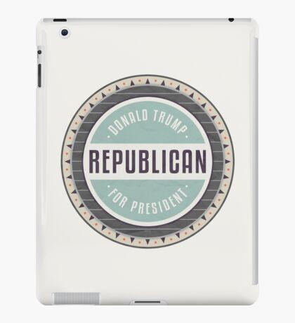 Trump For President iPad Case/Skin