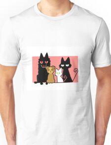 Animal Family Unisex T-Shirt
