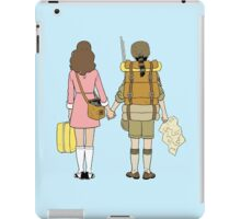 Moonrise Kingdom - Suzy & Sam iPad Case/Skin