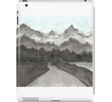 High Road iPad Case/Skin
