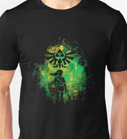 Legend of Zelda - Hyrule Warrior Unisex T-Shirt