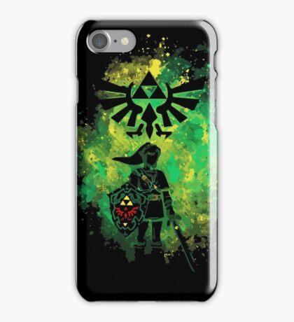 Legend of Zelda - Hyrule Warrior iPhone Case/Skin