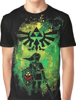 Legend of Zelda - Hyrule Warrior Graphic T-Shirt