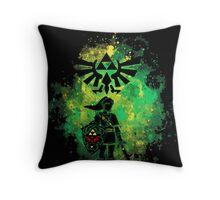 Legend of Zelda - Hyrule Warrior Throw Pillow