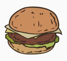 Burger Kids Tee