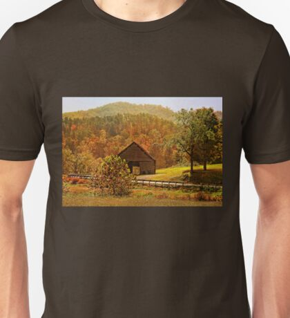 Rural Appalachia  Unisex T-Shirt