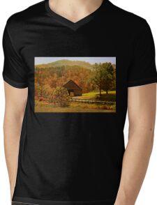 Rural Appalachia  Mens V-Neck T-Shirt