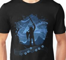 Legend of Zelda - Song of Storm Unisex T-Shirt