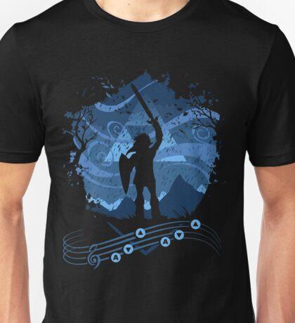 Legend of Zelda - Song of Storm Unisex T-Shirt