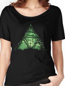 Legend of Zelda - Triforce Women's Relaxed Fit T-Shirt