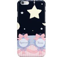 Happy Starry Night iPhone Case/Skin