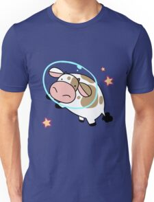 Space Cow Unisex T-Shirt