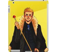 Starfleet's Golden Boy iPad Case/Skin